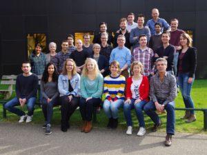 The ORL team, March 2017   Orthopaedic Research Laboratory Nijmegen   radboudumc   Radboud university medical centre Nijmegen
